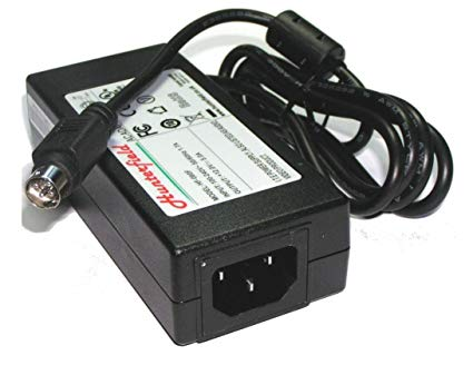 Toshiba tec st-a70 15v 4a 4 pin 3 & 4 positive ac adapter st-70