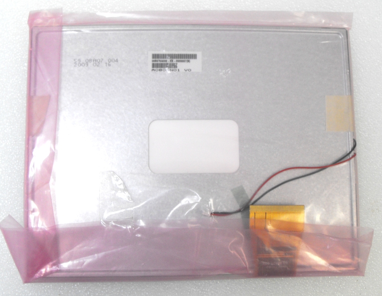 AUO Part Number A080SN01 V0 Panel