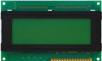 DMC-20481NY-LY-BAE-BKN, LCD DISPLAY MODULE 20X4 SUPERTWIST HI CO