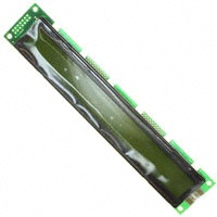 DMC-40202NY-LY-ARE-AZN, LCD DISPLAY MODULE 40 X 2 CHARACTER,