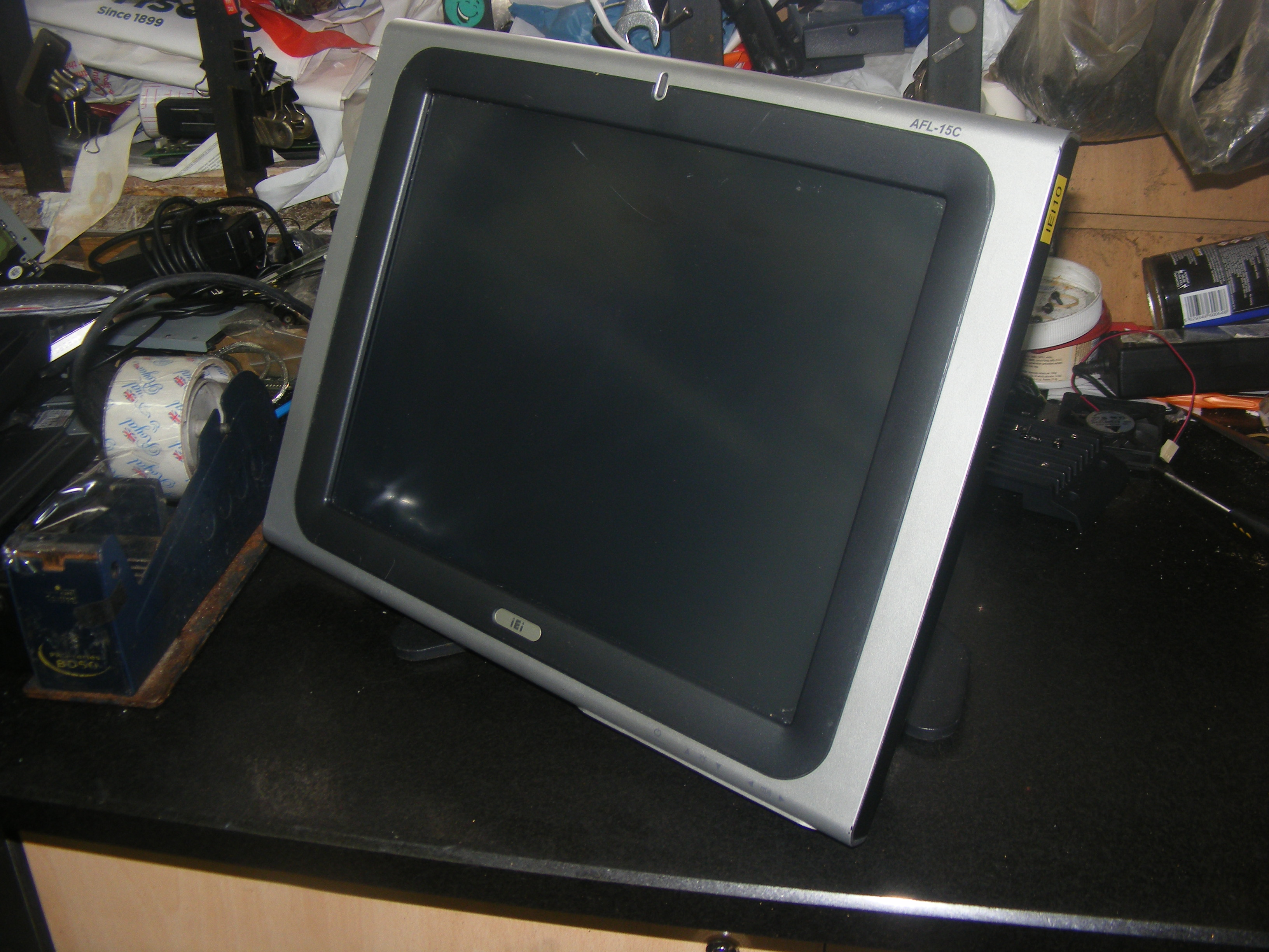 15 inch afl fast refurbished system epos till system drawer