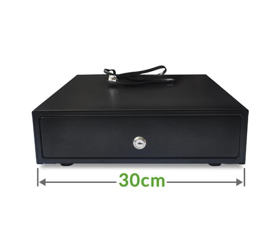NEW EK-300 small cash drawer (3 note / 8 coin) 300 x 360 x 80mm