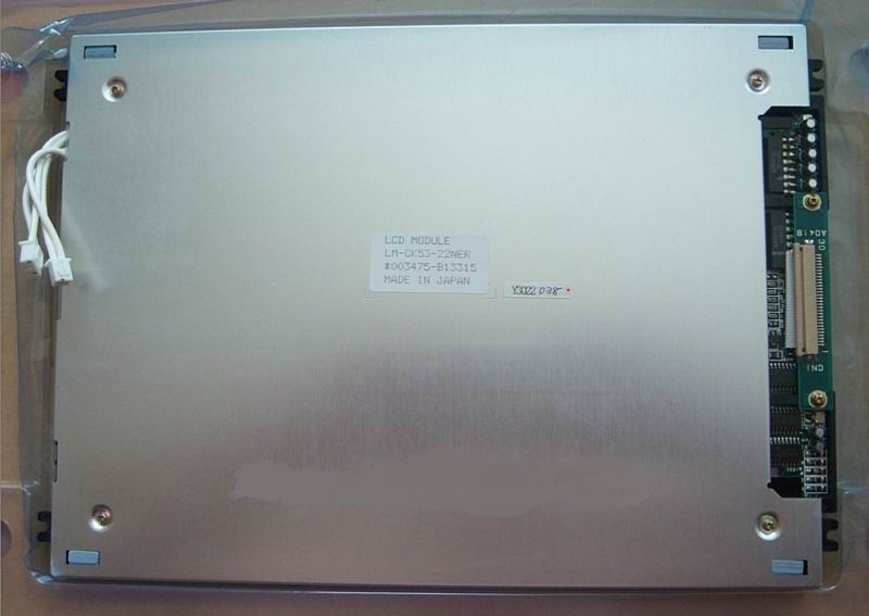 "LM-CK53-22NER, SANYO, STN 10.4"", 640x480 LCD PANEL,"
