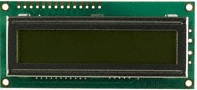 MDLS-16166-SS-LV-G, LCD DISPLAY MODULE 16X1 SUPERTWIST,