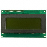 MDLS-20464-SS-LV-G, LCD DISPLAY MODULE 20X4 SUPERTWIST,