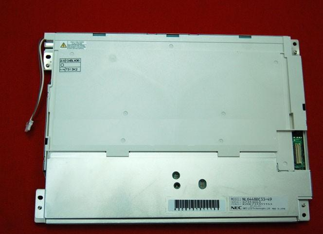 NL6448BC33-49 NEC 10.4-inch Industrial LCD Panel, 640*480 pixel