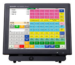 Sharp Sharp UP-3500 Spares, parts, accessories, and upgrades Epos till system