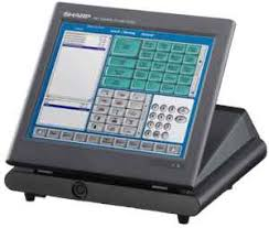 Sharp UP-X300 Spares, parts, accessories, and upgrades Epos till system We can often repair parts that are no longer available