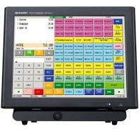 Sharp UP-X500 Spares, parts, accessories, and upgrades Epos till system