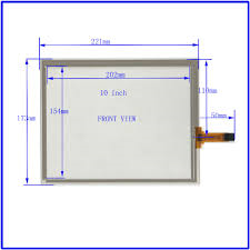 touch screen glass main spares page