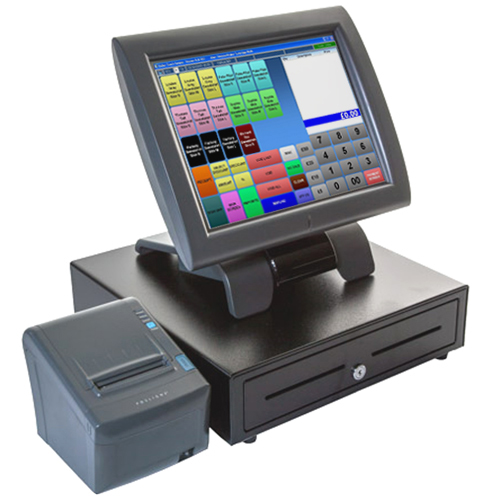 Epos sytems with Cash drawer & software included