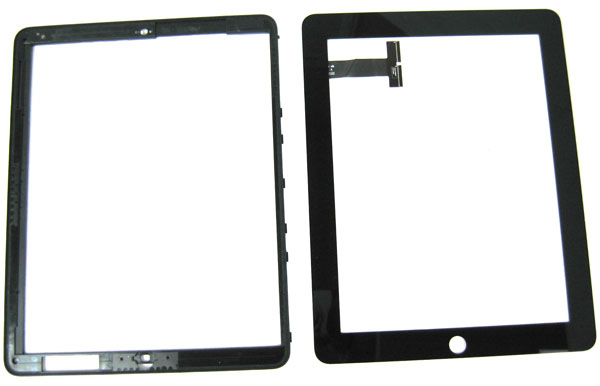 Touch Screen Glass Digitizer Replacement for Apple iPad touch sc