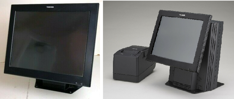 "Best buy 15"" epos toshiba system with fully licenced software 2gb 1.5ghz exceptionally easy maintenance"